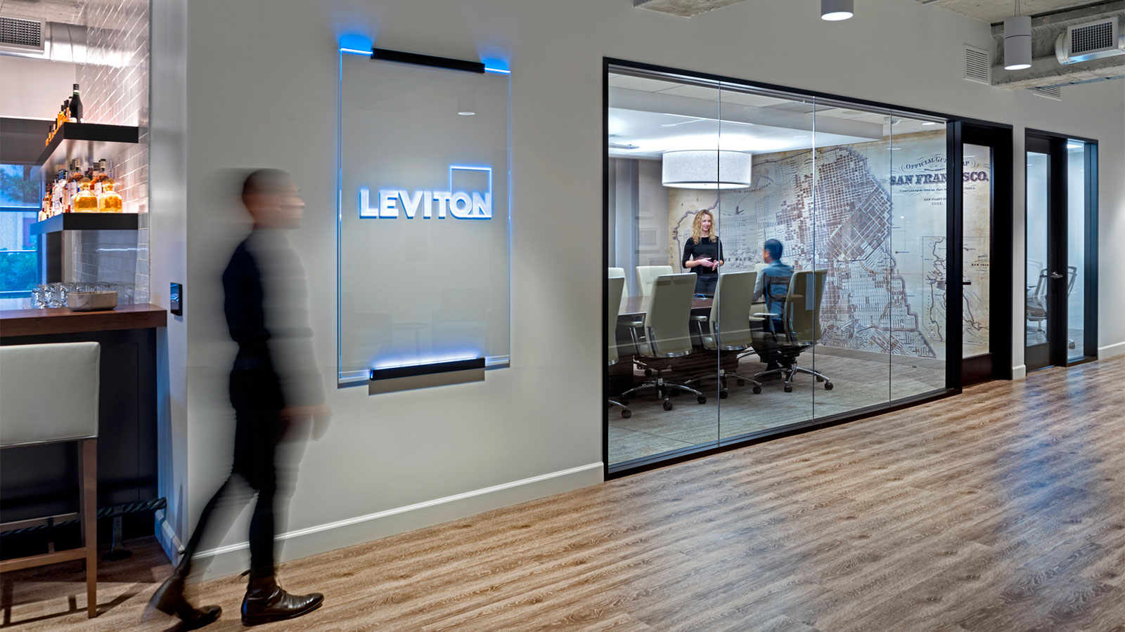 Leviton – IA Interior Architects