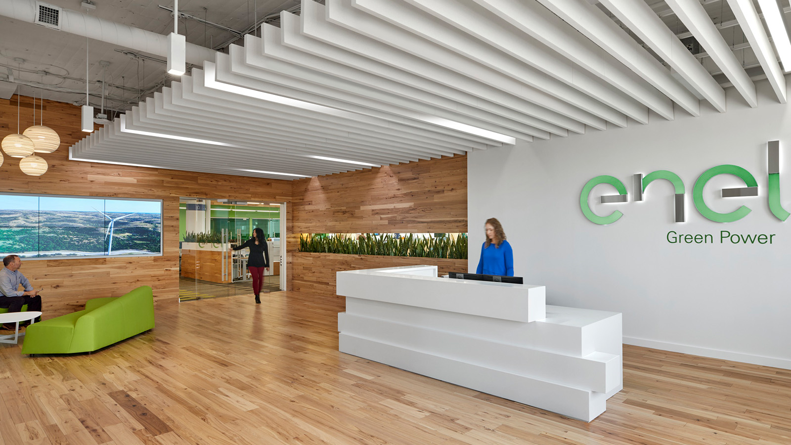 EGP-NA headquarters in Andover, MA. Photo by Robert Benson.