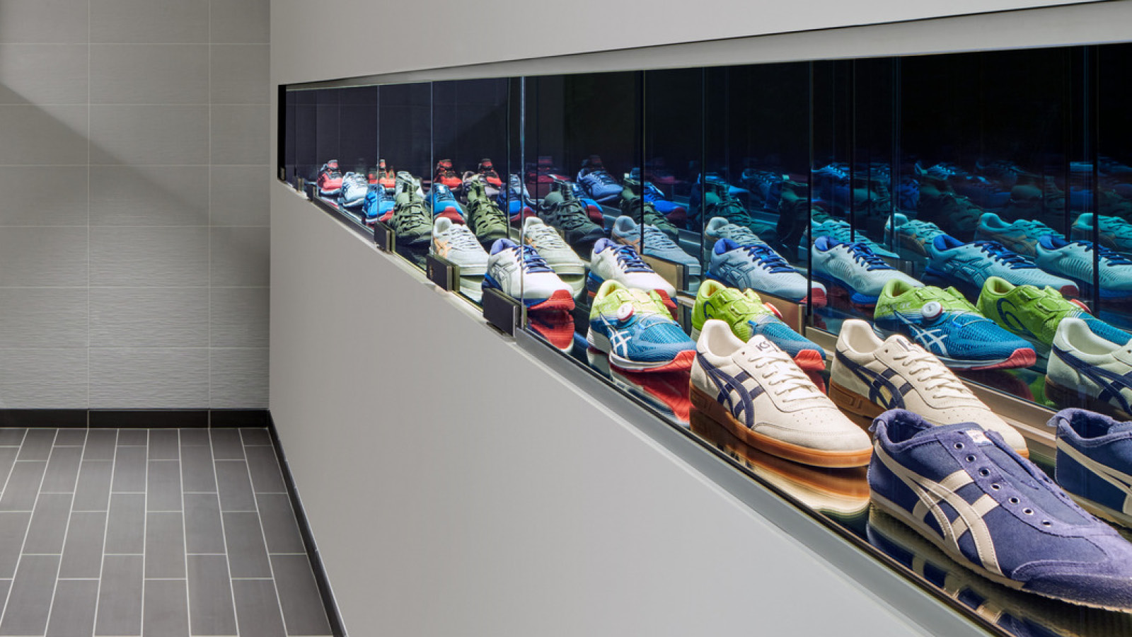 ASICS Creation Studio, Boston