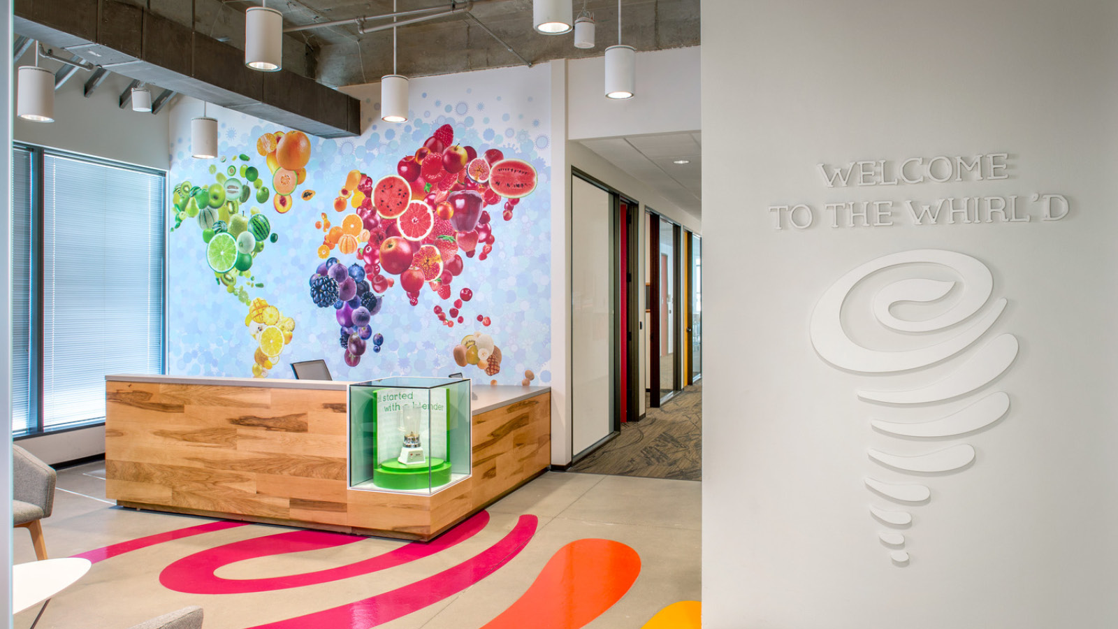 Jamba Juice Headquarters, Frisco, TX