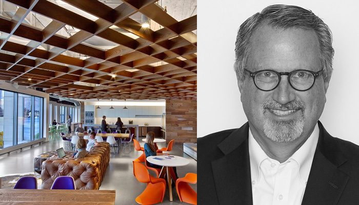 tom powers of global interior architecture firm ia on the changing