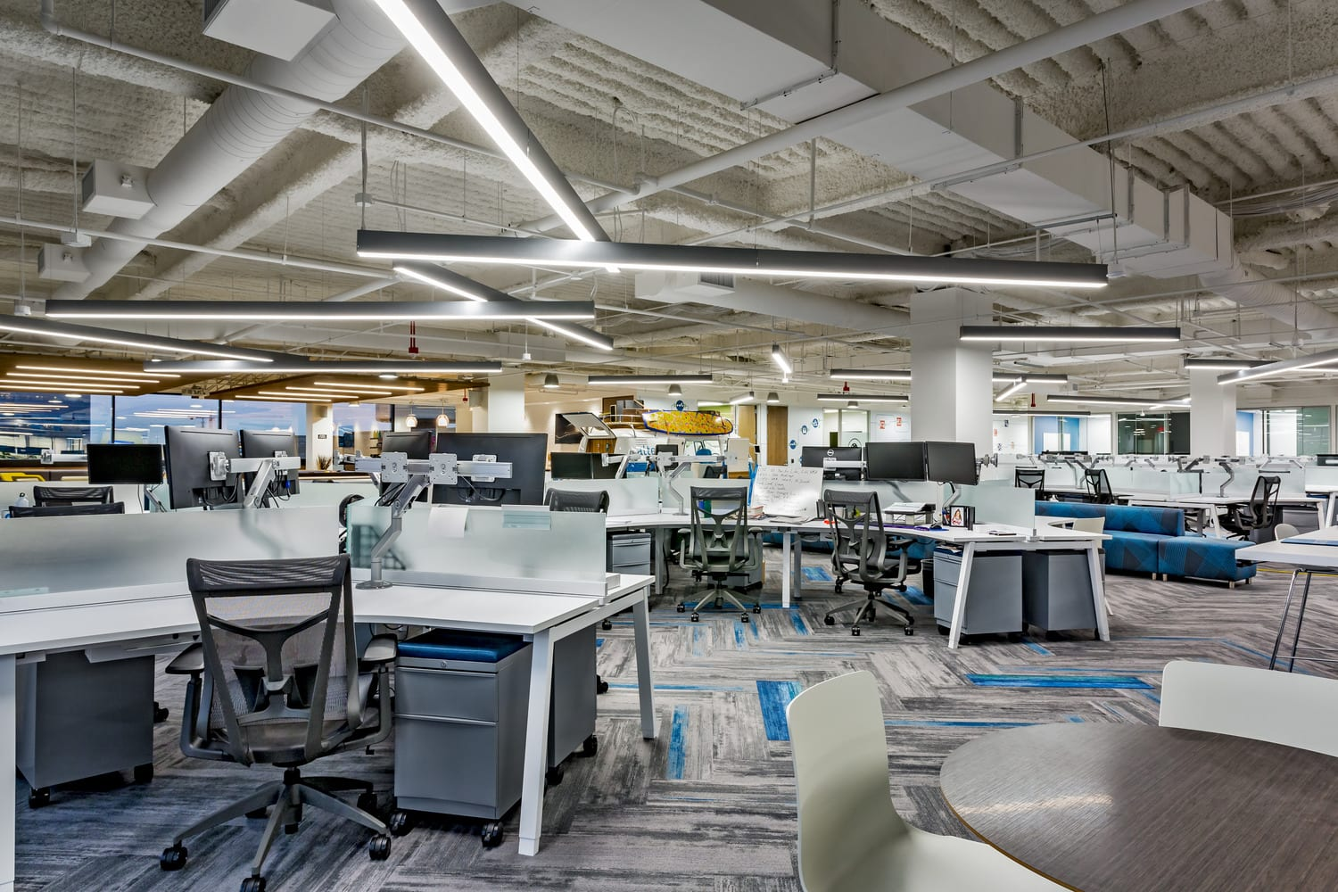The Open Environment at the Alteryx Headquarters