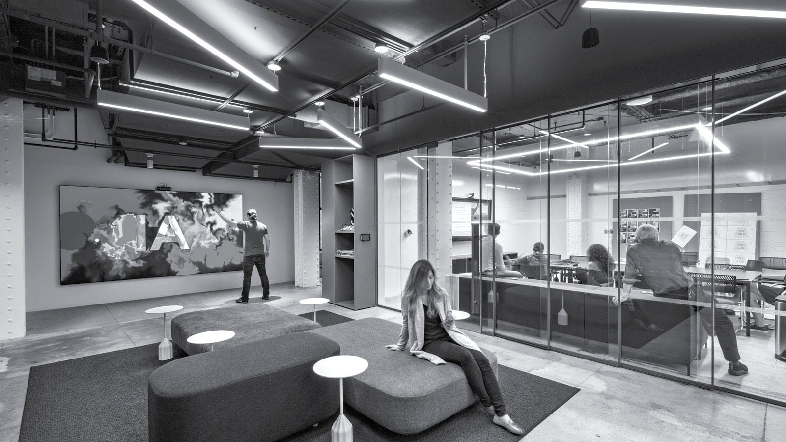 We Focus Exclusively On Environments Through The Lens Of Interior Architecture A Radical Idea In 1984 When Ia Was Founded Are Highly Connected Agents