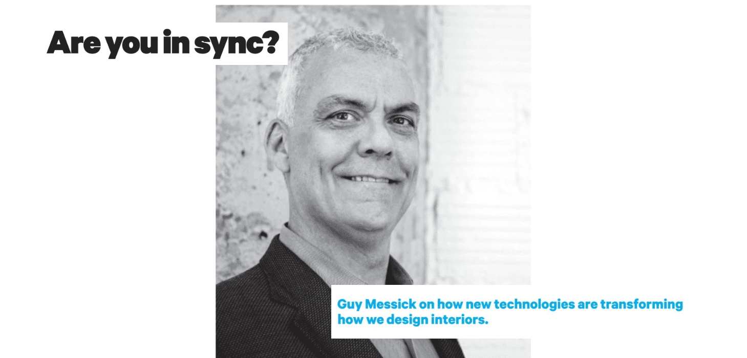 Guy Messick of Interior Architects