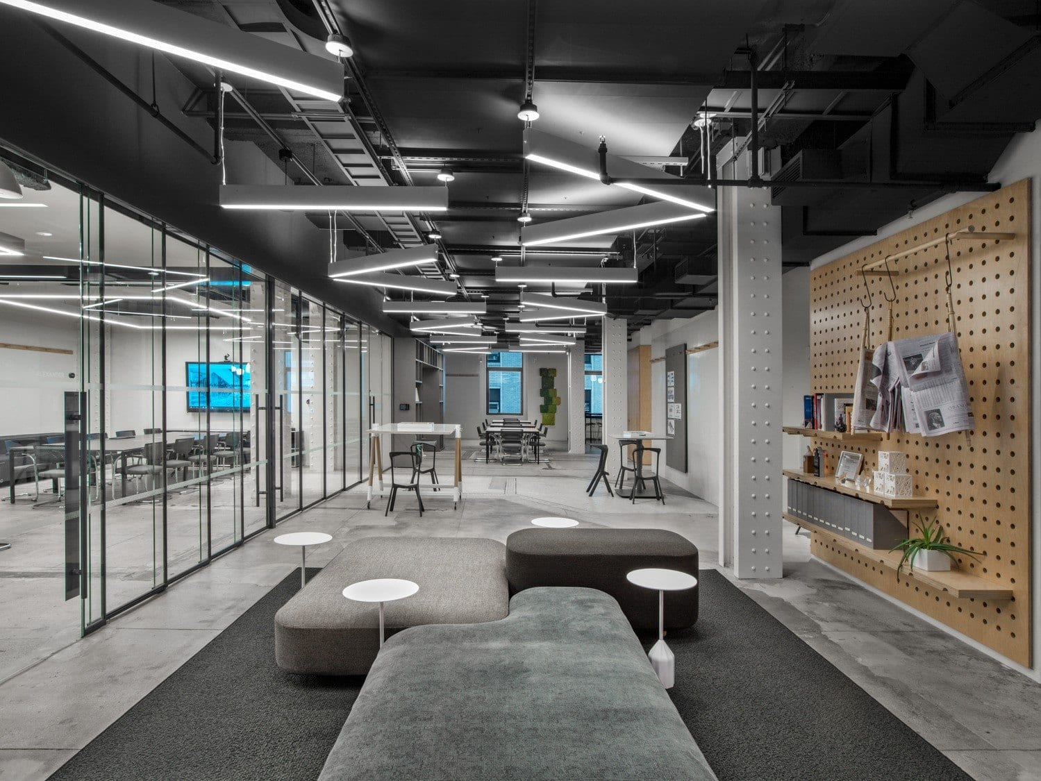 Interior Architects New York Conference Rooms