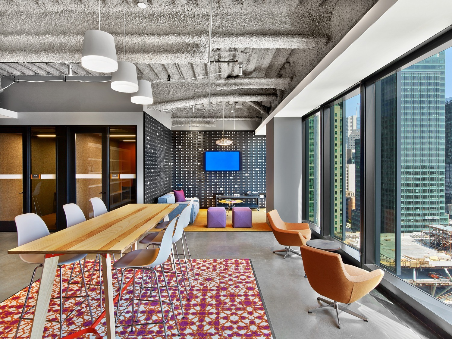 LinkedIn San Francisco's LEED certified offices